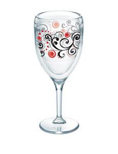 Berry Swirl Tervis Wine Glass
