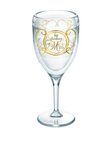 Charming Mrs. Wine Glass