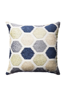 Home Fashions International Indigo Decorative Pillows Outdoor Decor
