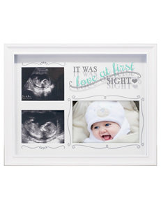 Malden White Frames & Shadow Boxes