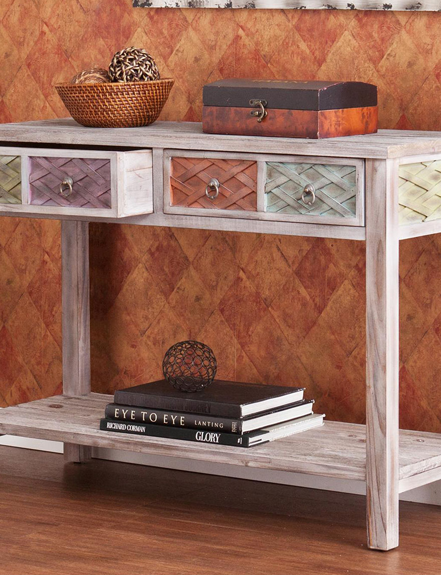 Southern Enterprises Multi TV Stands & Entertainment Centers Living Room Furniture
