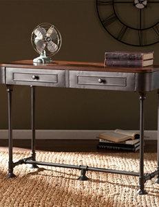 Southern Enterprises Dark Brown TV Stands & Entertainment Centers Living Room Furniture