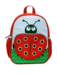 Rockland Red Bookbags & Backpacks