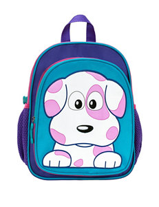 Rockland Purple / Pink Bookbags & Backpacks