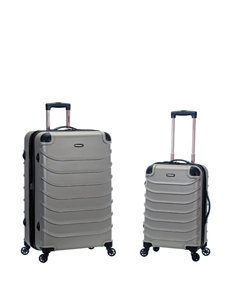 Rockland Silver Luggage Sets