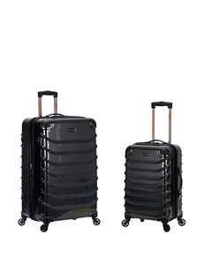 Rockland 2-pc. Speciale Upright Spinner Luggage Set