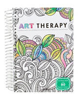 Tri Coastal Art Therapy Notebook
