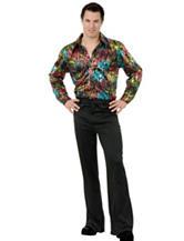 Black Disco Costume Pants