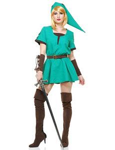 Elf Warrior Princess Dress Costume