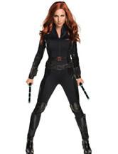 Marvel's Captain America Civil War Black Widow Costume