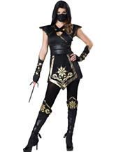 5-pc. Elite Ninja Adult Costume