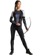 2-pc. The Hunger Games: Catching Fire Katniss Adult Costume