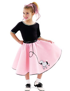 BuySeasons Black / Pink