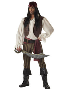 6-pc. Rogue Pirate Adult Costume