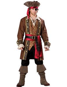 8-pc. Captain Skullduggery Elite Adult Costume