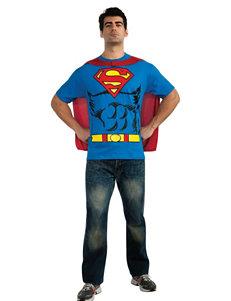 3-pc. Superman T-shirt Costume Kit