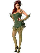 4-pc. Poison Ivy Adult Costume