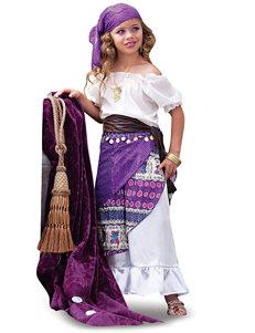 BuySeasons White / Purple