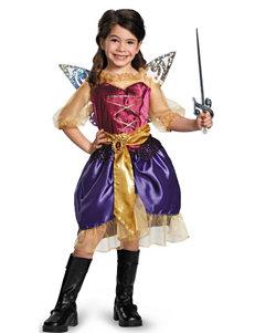 2-pc. Tinker Bell & The Pirate Fairy Zarina Child Costume