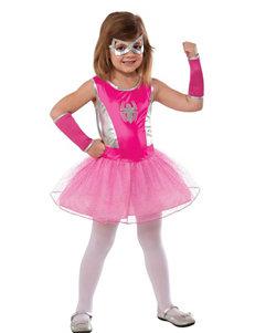 3-pc. Marvel Pink Spidergirl Child Costume