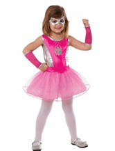 3-pc. Marvel Pink Spidergirl Child Costume