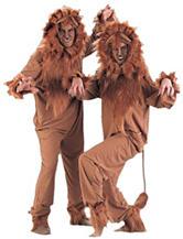 2-pc. Lion Adult Costume