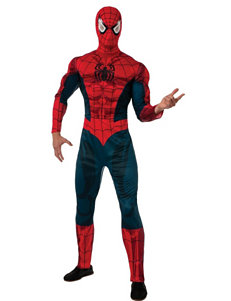 2-pc. Spider-Man Deluxe Adult Costume