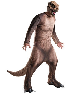 Jurassic World Adult T. Rex Costume