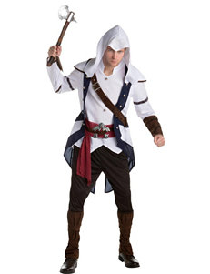 3-pc. Assassin's Creed: Connor Classic Adult Costume