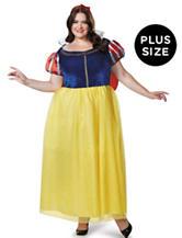 2-pc. Snow White Plus-size Adult Costume