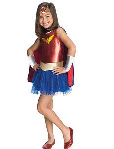 5-pc. Wonder Woman Tutu Child Costume