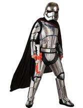 4-pc. Star Wars The Force Awakens Captain Phasma Costume