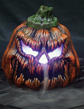 9.5 Inch Sinister Pumpkin Fogger