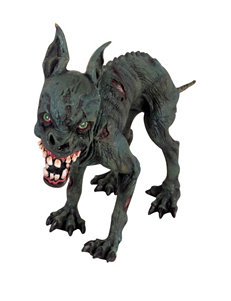 Zombie Dog Prop Decoration