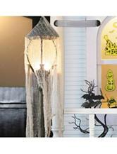 Beige Gauze Fabric Decoration