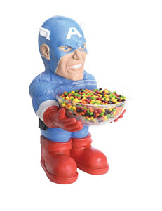 Captain America Candy Bowl & Holder