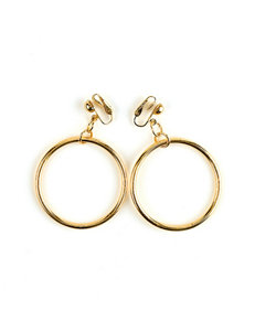 Costume Hoop Earrings
