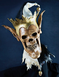 The Nightmare Collection - Grim Jester Mask