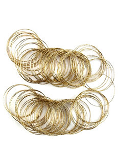 Set of 50 Golden Bangles