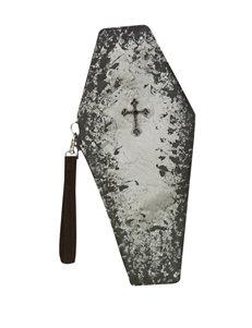 Coffin Costume Clutch Bag