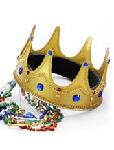 Jeweled King Adult Crown