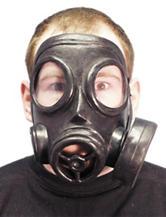 Faux Gas Mask