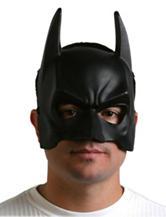 Batman The Dark Knight Rises Adult Half Mask