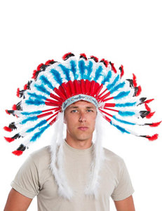Western Authentic Headdress Adult Accessory