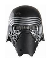 Star Wars The Force Awakens Boys Kylo Ren Half Helmet