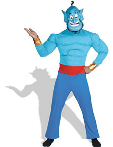 2-pc. Disney Aladdin Genie Muscle Adult Costume