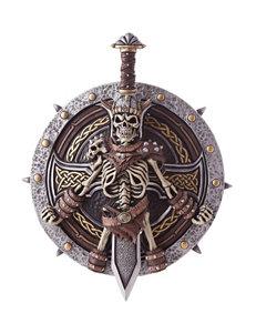 2-pc. Medieval Viking Sword & Shield Combo Prop Set