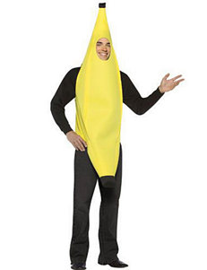 Lightweight Banana Adult Costume Tunic