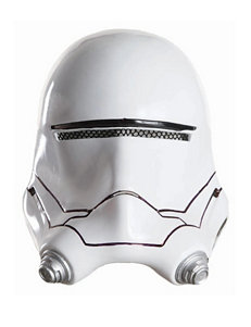 Star Wars The Force Awakens Flame Trooper Adult Half Helmet Mask