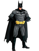 11-pc. Collector's Edition Batman Adult Costume